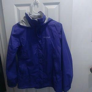 Women's Marmot rain jacket